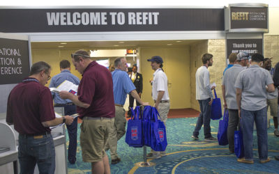 2018 Refit Show Attendance Increases 28%